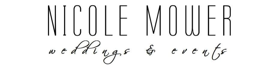 Nicole Mower Weddings & Events