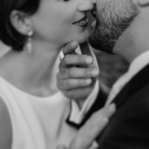 Kittery Maine Wedding by Nicole Mower Weddings and Events Bride and Groom